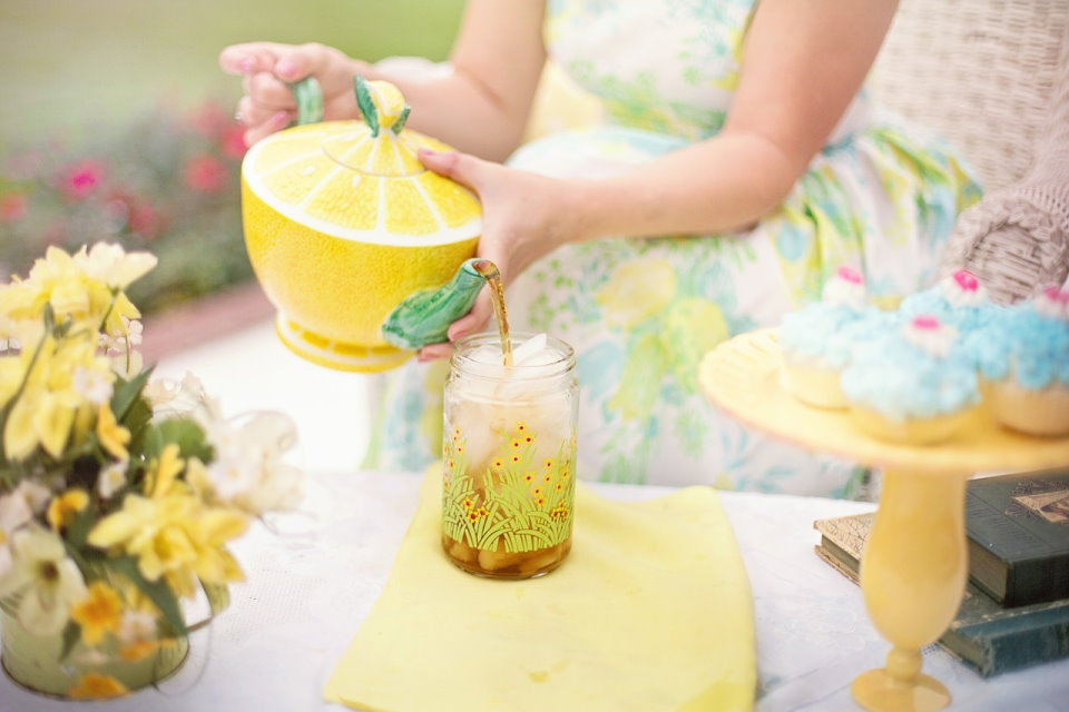 Must-Have Tea Station for Your Mom's Birthday Party